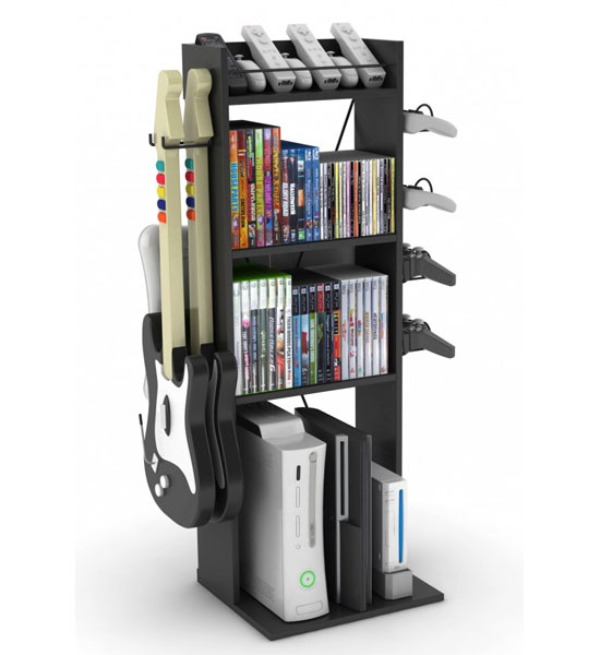 Video Game Stand Game Central In Gaming Stands