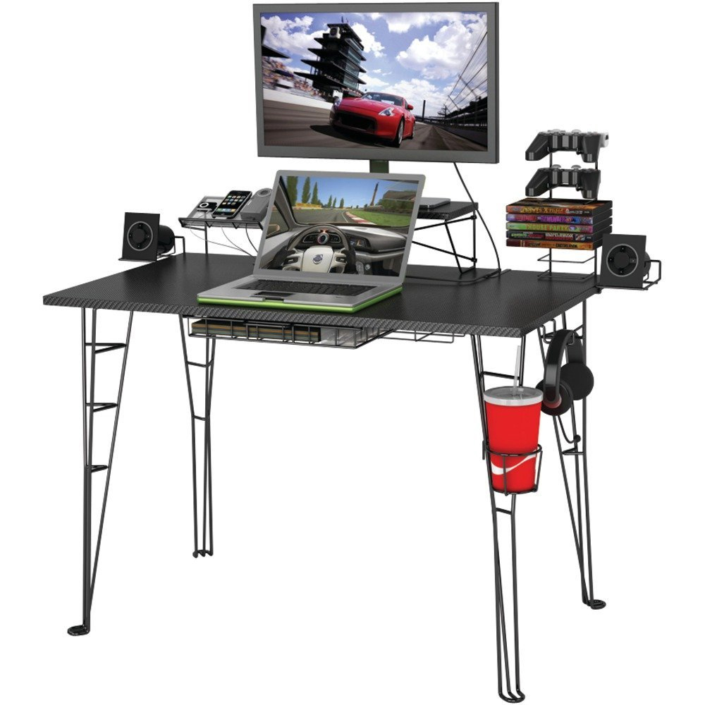 Gaming puter Desk in Desks and Hutches