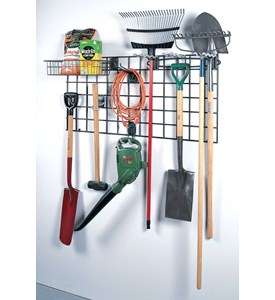 Garage Grid Storage Rack - Kit 2 (Set of 7) Image