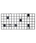 Heavy Duty Garage Grid Organizer