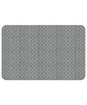 Garage Mat - Diamond Steel Pattern