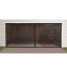 16 foot screen door for garage in garage accessories for 24 foot garage door