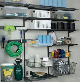 Garage Storage and organization accessories