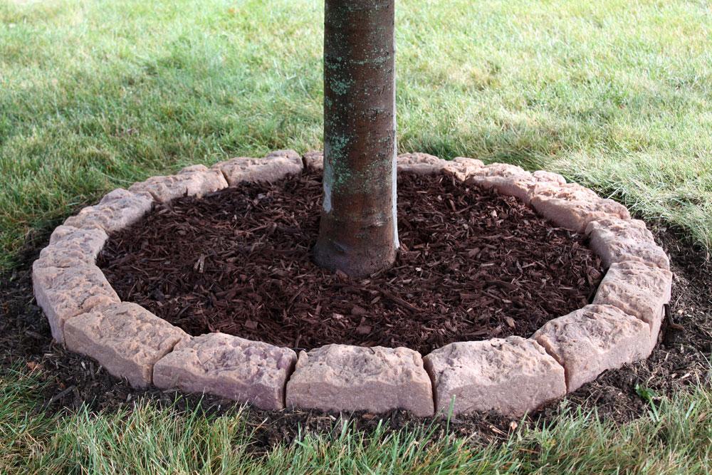Garden Edging   Fake Rocks (Set Of 16) Image