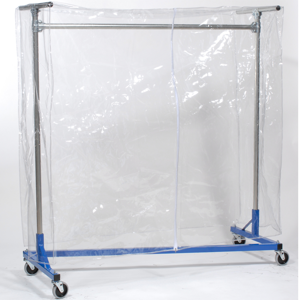 Garment Rack Cover In Clothing Racks And Wardrobes