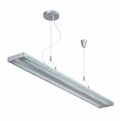 Giada Fluorescent Ceiling Lamp by Lite Source Image