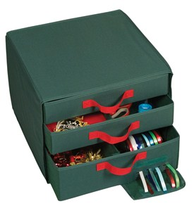 Gift Wrapping Organizer Image
