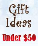 Gifts under 50