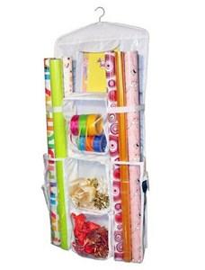 Gift Wrap Organizer Image
