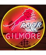 Gilmore Gasoline Neon Sign by Neonetics