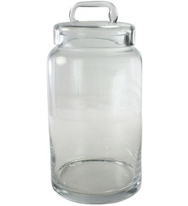 Glass Food Canister Image
