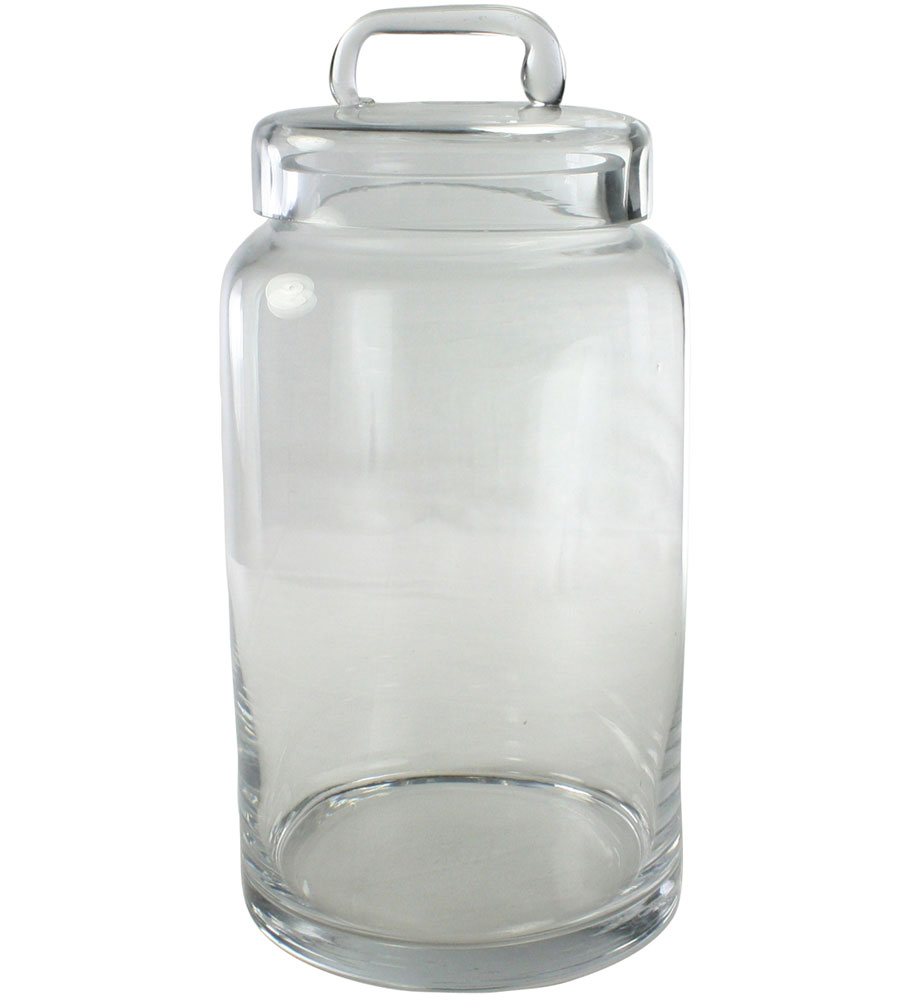 Glass Food Canister, Stainless Steel Kitchen Canisters ...