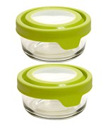 Glass Food Storage Containers - 1 Cup