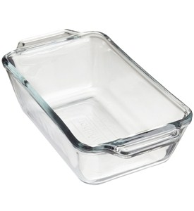 Glass Loaf Pan Image