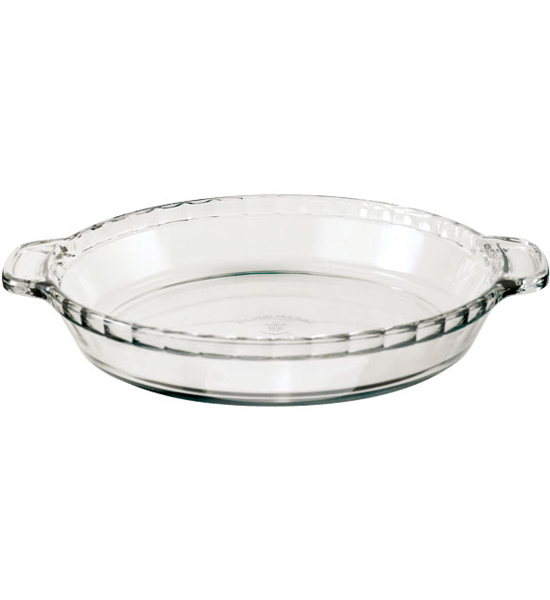 Glass Pie Plate In Baking Products