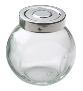 Glass Spice Ball Image
