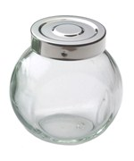 Glass Spice Ball