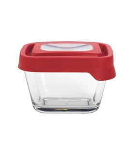 Glass Storage Container - Rectangular - Small Image