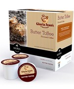 Gloria Jeans Coffee Butter Toffee K-Cups