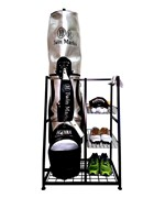 Golf Bag Storage Stand