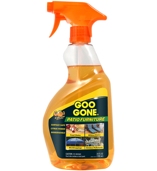 Superb Goo Gone Patio Furniture Cleaner Image
