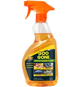 Goo Gone Patio Furniture Cleaner Image