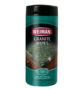 Granite  Cleaner Wipes Image