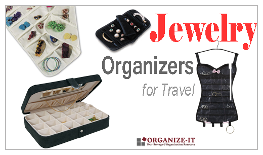 Jewelry Travel Organizer Blog