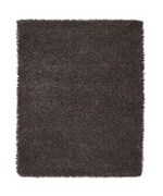 Graphite Silky Shag Rug by Anji Mountain