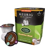 Green Mountain Breakfast Blend Coffee - K-Carafe