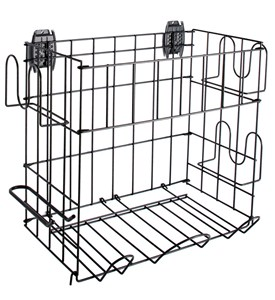 Grid Sports Rack and Basket Image