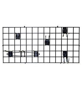 Heavy Duty Garage Grid Organizer Image