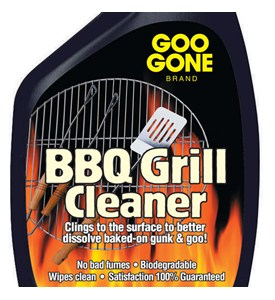how to clean a bbq grill easily
