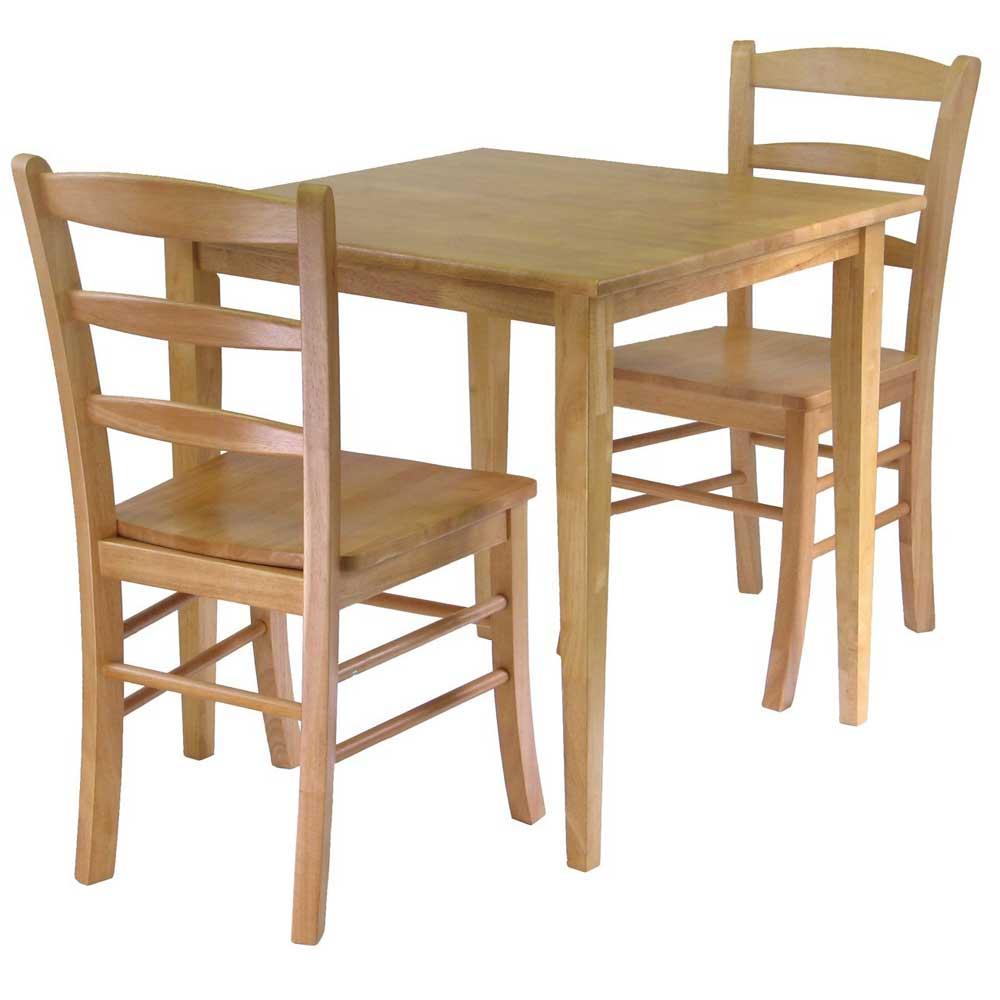 Groveland 3 Piece Dining Set In Dinette Sets