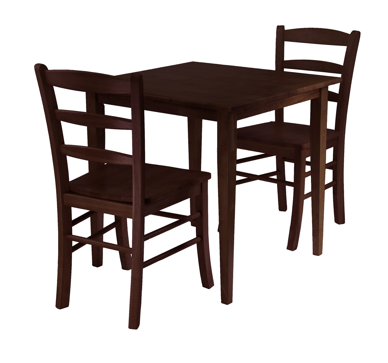 Groveland Dining Set and Individual Pieces by Winsome  : groveland dining table w 2 chairs by winsome trading from www.organizeit.com size 1600 x 1498 jpeg 184kB