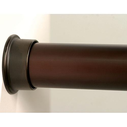 Custom Size Closet Rod   Oil Rubbed Bronze Image