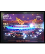 Hailey's Diner Neon / LED Picture by Neonetics