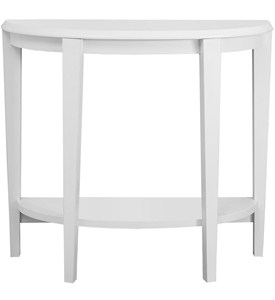Half Moon Accent Table Image