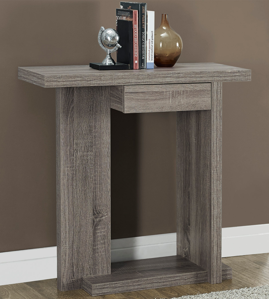 Hallway Accent Table In Accent Tables
