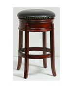 Hamilton 29 Inch Swivel Stool by Boraam Industries