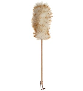 Handheld Wool Duster Image