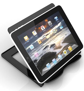 Hands-Free Tablet Holder Image