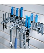 Garage Grid Hand Tool Rack