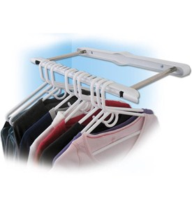 Hang and Hide Laundry Holder Image