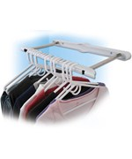 Hang and Hide Laundry Holder