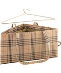 Hanger Hamper - Plaid