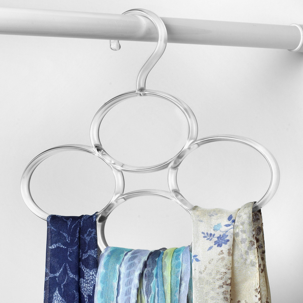 Hanging Scarf Organizer Price: $4.99