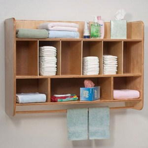 Hanging Diaper Storage Image