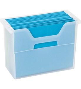 Hanging File Storage Box in File Storage Boxes