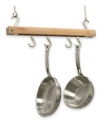 Hanging Pot Rack - Natural